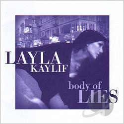 Kaylif, Layla - Body Of Lies CD Cover Art