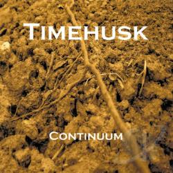 Timehusk - Continuum CD Cover Art