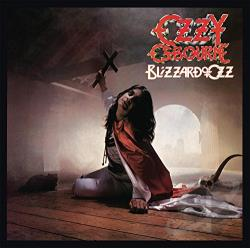 Osbourne, Ozzy - Blizzard of Ozz LP Cover Art