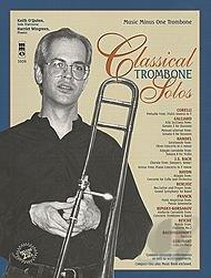 Classical Trombone Solos (Minus Tromb CD Cover Art