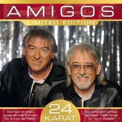 Die Amigos - 24 Karat CD Cover Art