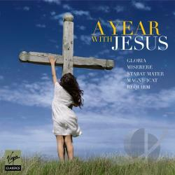 Year With Jesus Christ - Year With Jesus CD Cover Art