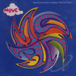 Move - Move CD Cover Art