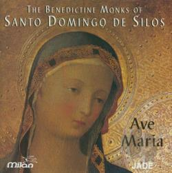 Benedictine Monks Of Santo Domingo De Silos - Ave Maria CD Cover Art