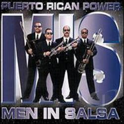 Puerto Rican Power Orchestra - Men In Salsa CD Cover Art
