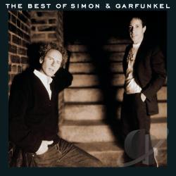 Simon & Garfunkel - Best of Simon & Garfunkel CD Cover Art
