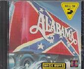 Alabama - Roll On CD Cover Art