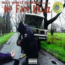 No Face Killaz CD Cover Art
