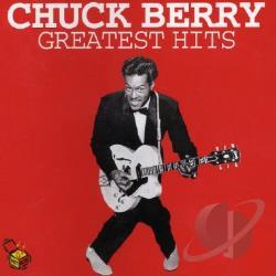 Berry, Chuck - Greatest Hits CD Cover Art