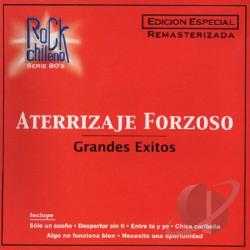 Aterrizaje Forzoso - Grandes Exitos: Rock Chileno Serie 80 CD Cover Art