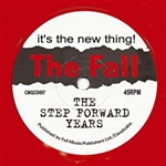 Fall - It's The New Thing! The Step Forward Years CD Cover Art