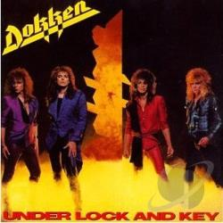Dokken - Under Lock and Key CD Cover Art