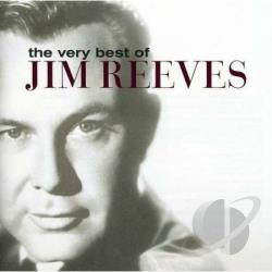 Reeves, Jim - Very Best of Jim Reeves CD Cover Art