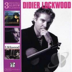 Lockwood, Didier - Tribute To Grappelli/Round About Silence/Storyboard CD Cover Art