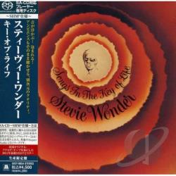 Wonder, Stevie - Songs in the Key of Life SA Cover Art