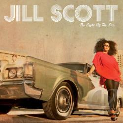 Scott, Jill - Light of the Sun CD Cover Art