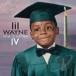 Lil Wayne - Tha Carter IV CD Cover Art
