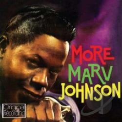 Johnson, Marv - More Marv Johnson CD Cover Art