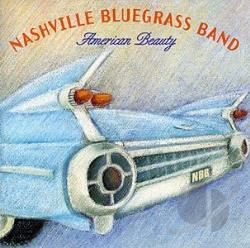 Nashville Bluegrass Band - American Beauty CD Cover Art