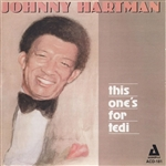 Hartman, Johnny - This One's for Tedi CD Cover Art