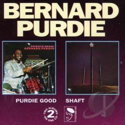 Purdie, Bernard Pretty - Purdie Good/Shaft CD Cover Art