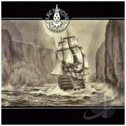 Lacrimosa - Echoes CD Cover Art