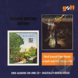 Atlanta Rhythm Section - Third Annual Pipe Dream/Rock And Roll Alternative CD Cover Art