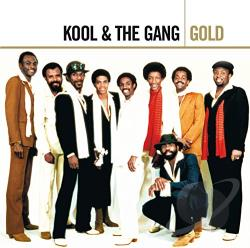 Kool & The Gang - Gold CD Cover Art