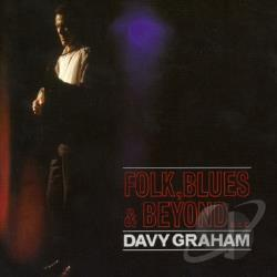 Graham, Davy - Folk, Blues & Beyond... CD Cover Art