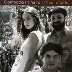Cambada Mineira - Meu Recado CD Cover Art