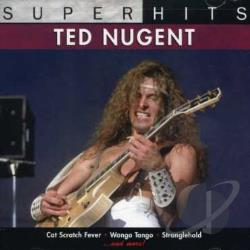 Nugent, Ted - Super Hits CD Cover Art