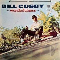 Cosby, Bill - Wonderfulness CD Cover Art