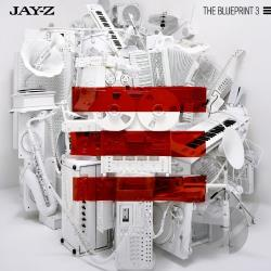 Jay-Z - Blueprint 3 CD Cover Art
