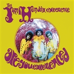 Hendrix, Jimi - Are You Experienced DB Cover Art