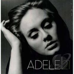 Adele - 21 LP Cover Art