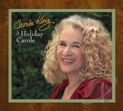 King, Carole - Holiday Carole CD Cover Art