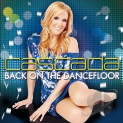 Cascada - Back On The Dancefloor CD Cover Art