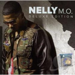 Nelly - M.O.: Deluxe Version CD Cover Art