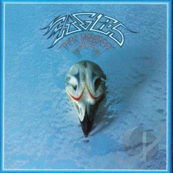 Eagles - Their Greatest Hits 1971-1975 CD Cover Art