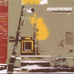 Jersey Street - Step into the Light CD Cover Art