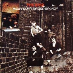 Who - Meaty Beaty Big and Bouncy CD Cover Art