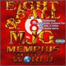8ball And Mjg - Memphis Under World CD Cover Art