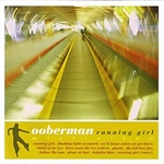 Ooberman - Running Girl CD Cover Art
