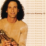 G, Kenny - Ultimate Kenny G CD Cover Art