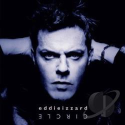 Izzard, Eddie - Circle CD Cover Art