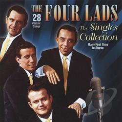 Four Lads - Singles Collection CD Cover Art