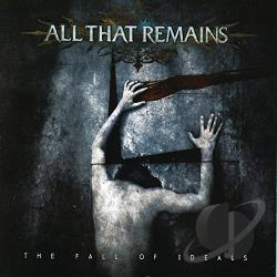 All That Remains - Fall of Ideals CD Cover Art