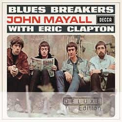 John Mayall & The Bluesbreakers / Mayall, John - Blues Breakers With Eric Clapton CD Cover Art
