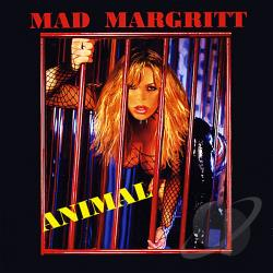 Mad Margritt - Animal CD Cover Art