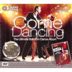 Come Dancing-The Ultimat CD Cover Art